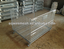 Stackable & heavy duty Wire mesh container