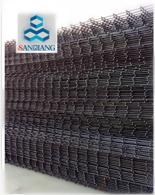 concrete reinforce 3d welded wire mesh panel for construction
