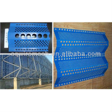 wind dust protection fence Anping factory