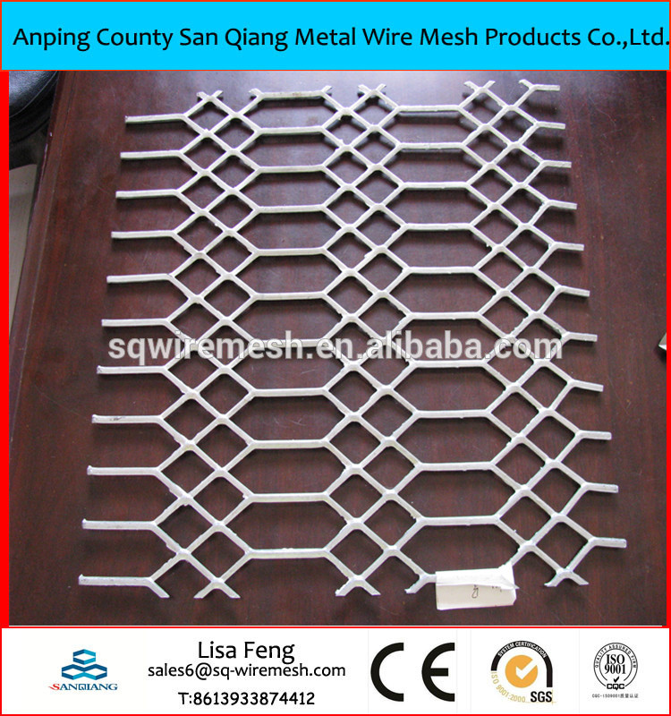 decorative expanded metal mesh