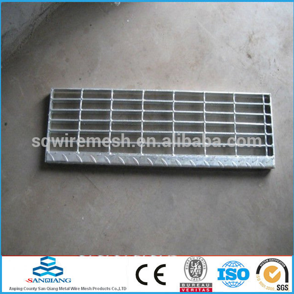 Easy to Operate Anping Sanqiang Steel grating