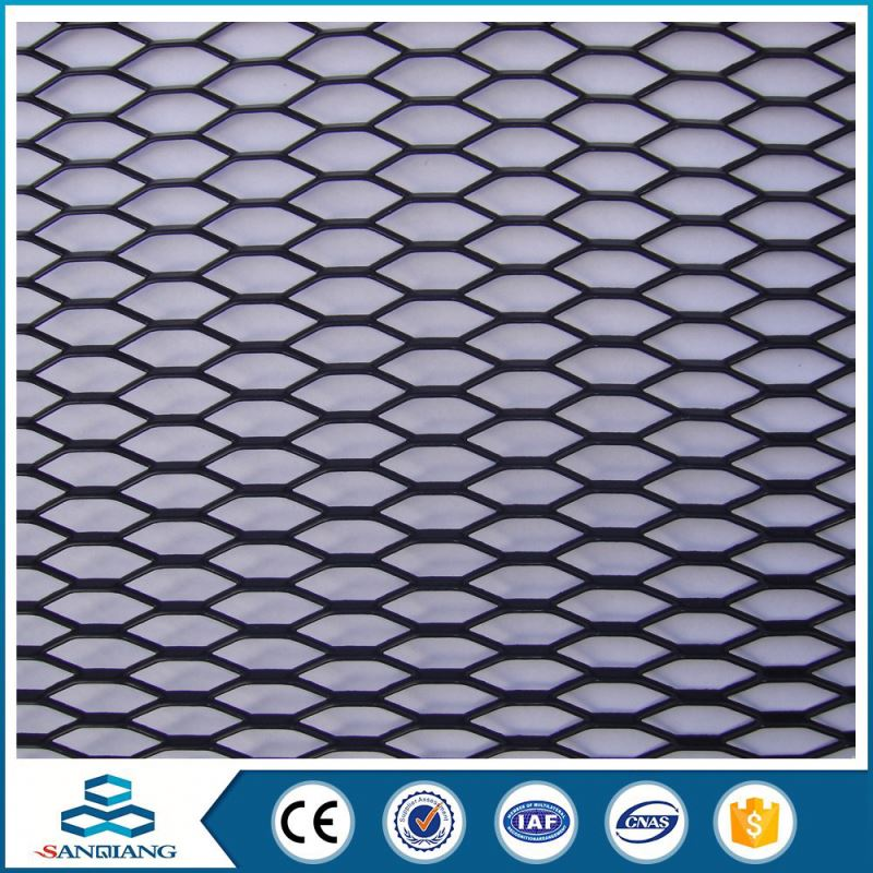 hot sale! ! metal iron wire expanded metal mesh (hpzs-#008) price