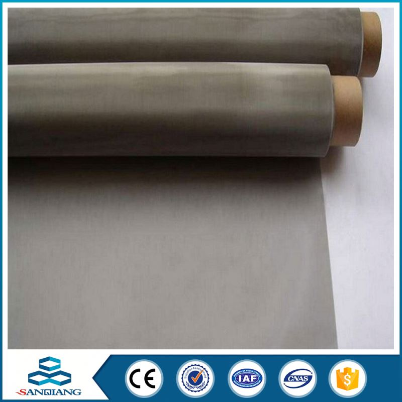 stainless steel dutch woven woven wire mesh filter