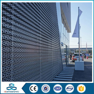 best quality furniture perforated metal sheet mesh with best price