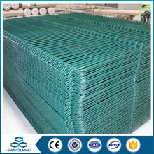 cheap best price for 3d bending temporary fence for sale professional manufacturer
