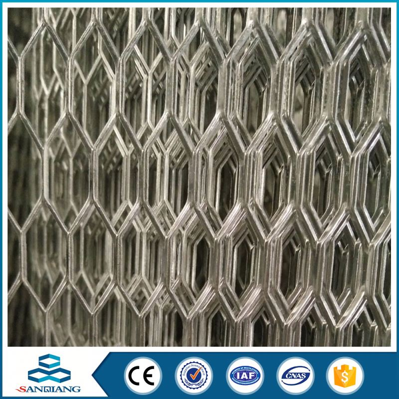 high quality walkway with aluminum expanded metal mesh