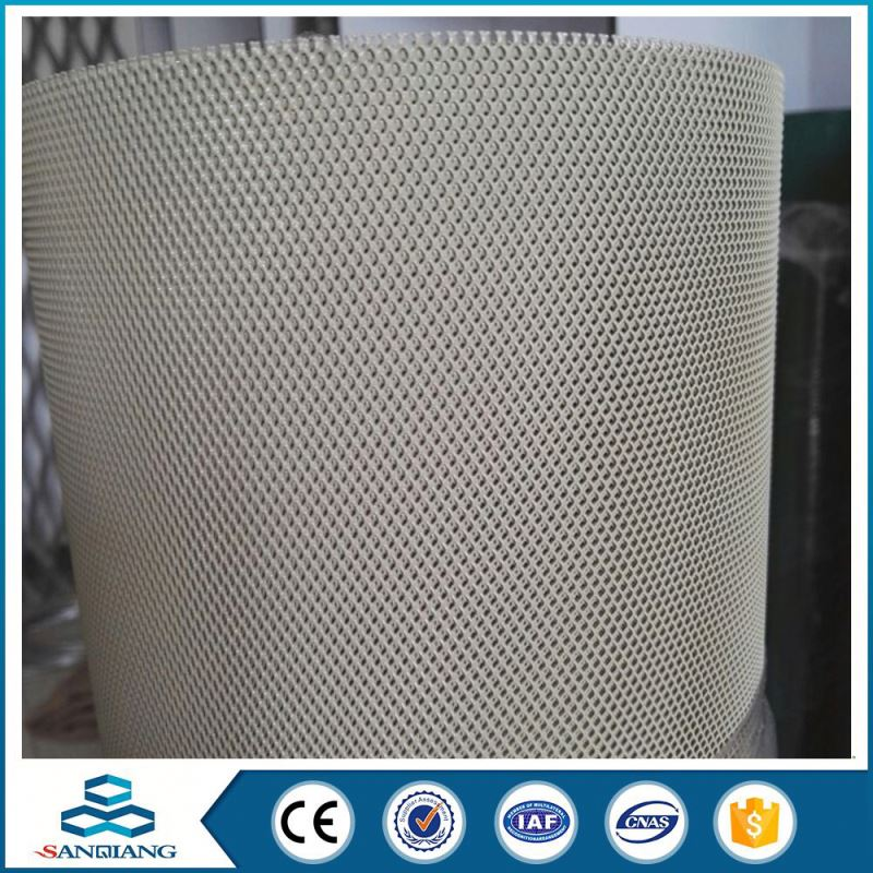 hot sale low price aluminum expanded metal mesh for car grilles
