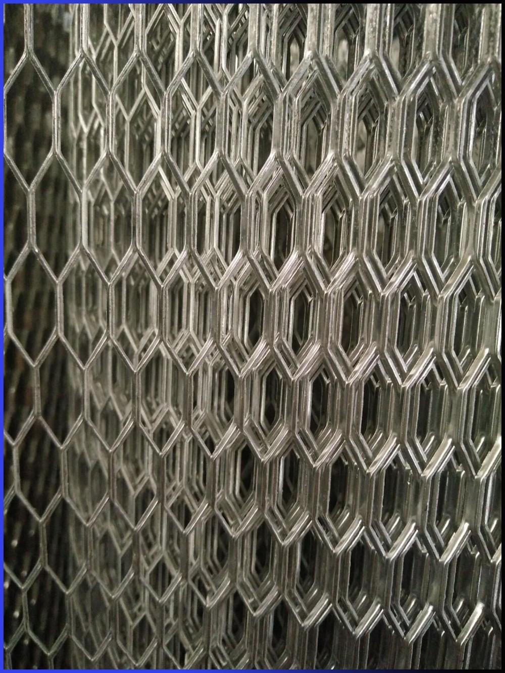 low price best price expanded aluminum mrtal mesh panels