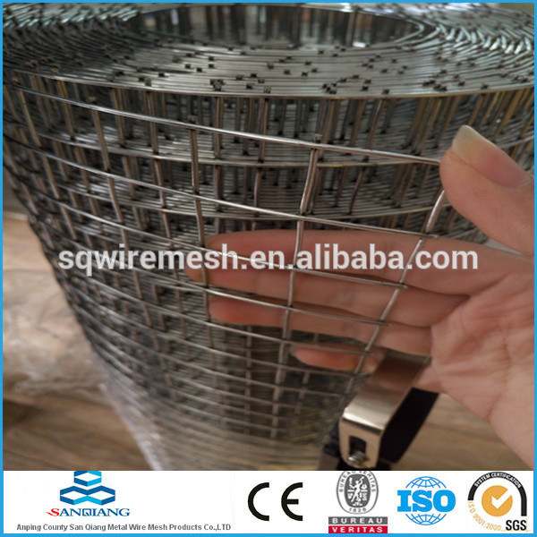 1'' * 1'' welded wire mesh (Anping manufacture)