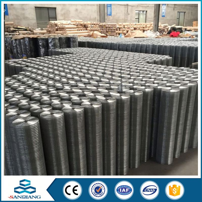best price 6x6 10 gauge galvanized reinforcing stainless steel welded wire mesh panel