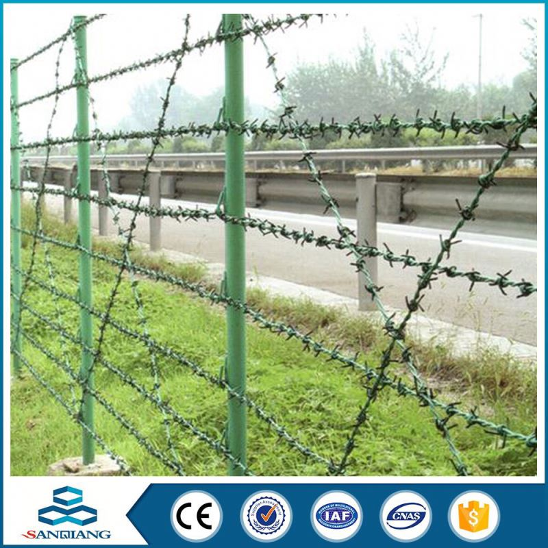 anping high quality low pirces barbed wire in egypt with direct factory