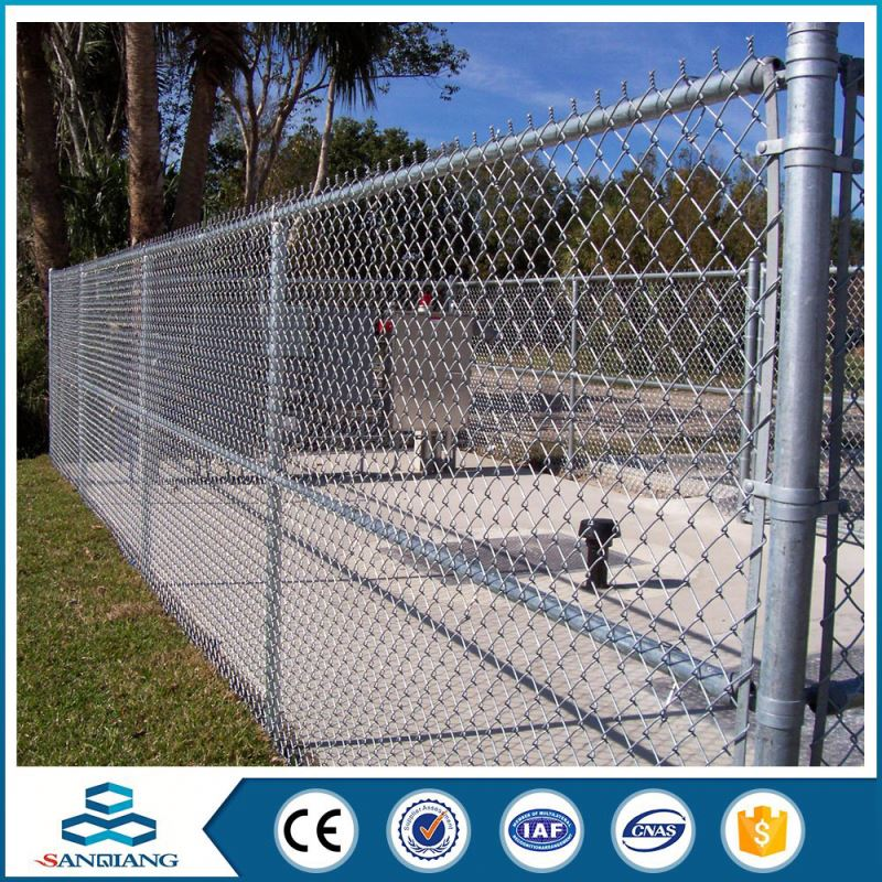 cheap welded galvanized wire fences security