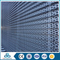 factory keyboard diamond plastic round hole perforated sheet metal mesh