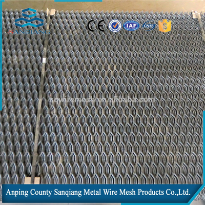 hot dipped galvanized flat expanded metal mesh