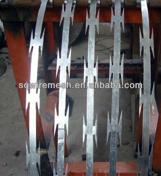 ISO 9001 galvanized barbed wire