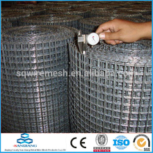 SQ-electroplate galvanized welded wire mesh(Anping manufacture)