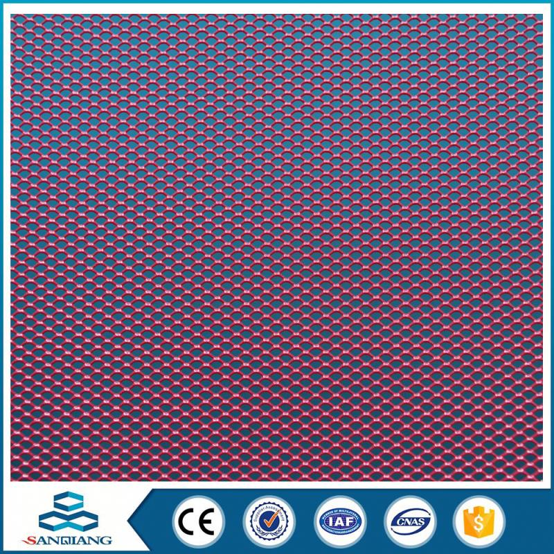 good quality&competitive price small hole filter expanded metal mesh