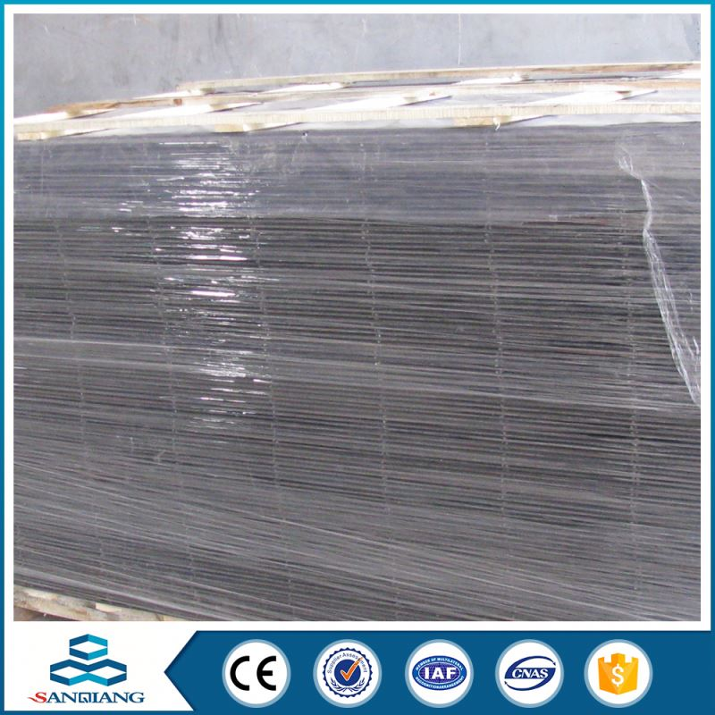 construction material 2x2 welded wire mesh panel fence