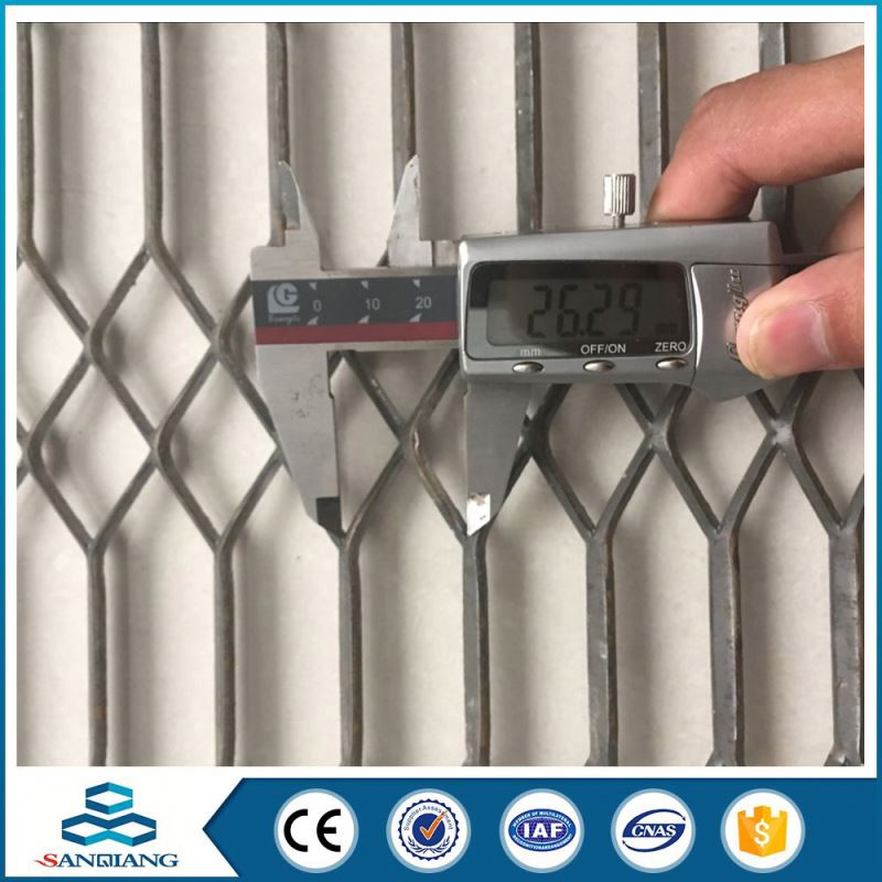 good looking factory price stainless steel expanded metal mesh price