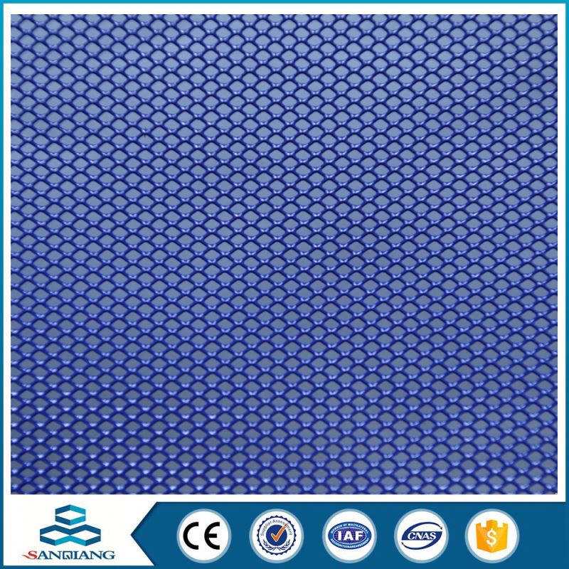 Higher Flow Area Industry china square disabled access expanded metal mesh