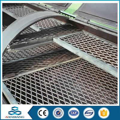 Big Production Ability expanded metal mesh suobo wire mesh export factory from china alibaba