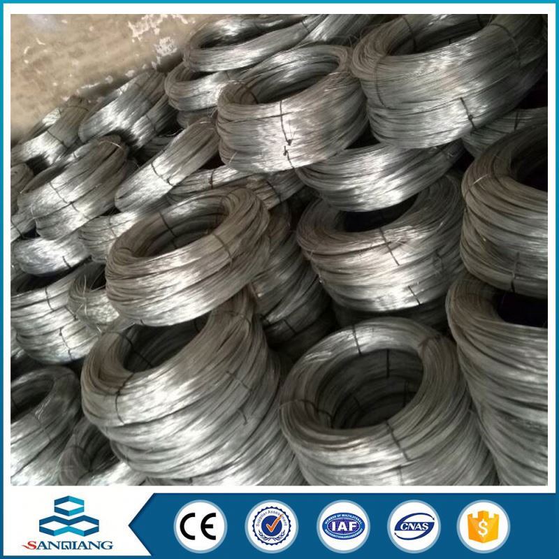 black iron wire weight barbed wire galvanized iron wire for cable