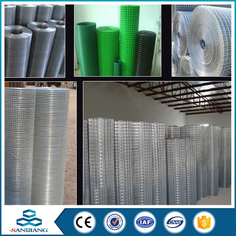 1x1stainless steel welded wire mesh fence panels in 6 gauge philippine manufacturer