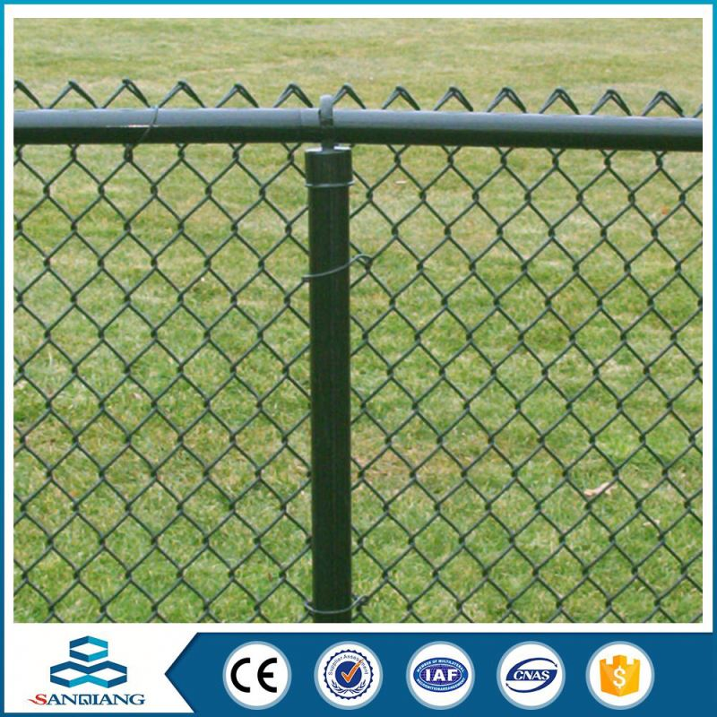 cheap price canada style temporary cast iron wire fence